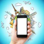 Smartphone Gadgets für Reisen
