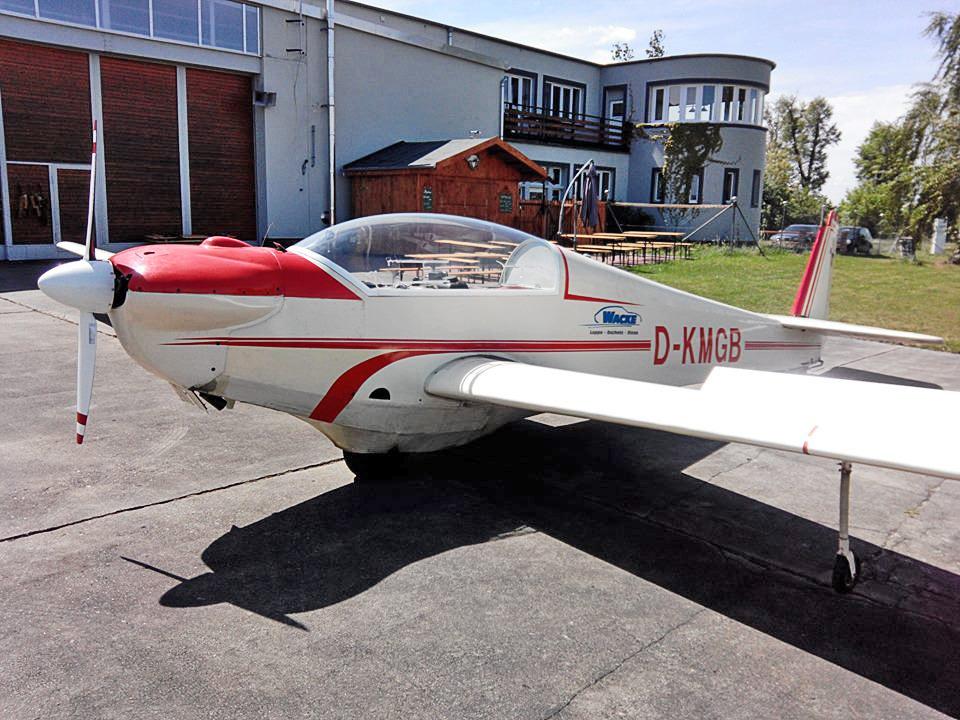 D KMGB 1 - Flugzeuge
