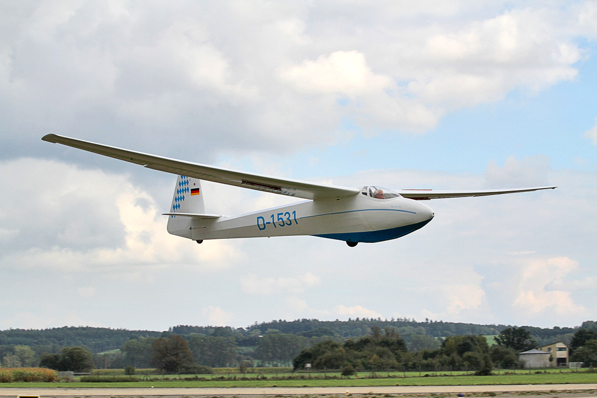 Zugvogel D 1531 - Flugzeuge