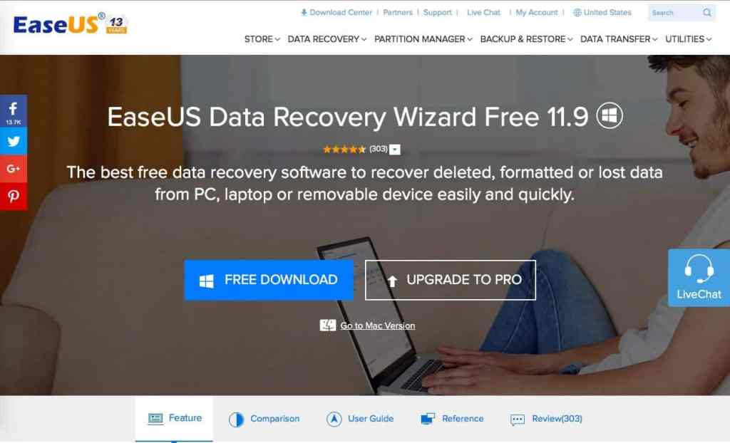 Lost your data? Fret not my dear friends! We've a Free Tool for You to RECOVER it - 5