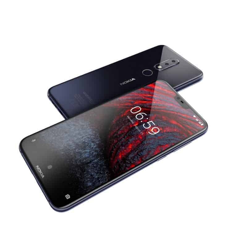 HMD Global has launched Nokia 6.1 Plus and Nokia 5.1 Plus in the Indian market - 6