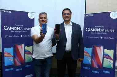 CAMON iCLICK2 officially announced by TECNO - 8