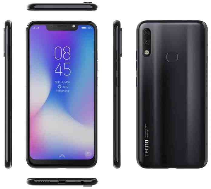 CAMON iCLICK2 officially announced by TECNO - 1