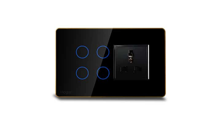 Hogar Launches Smart Touch Panels and Video Door Bell in India - 7