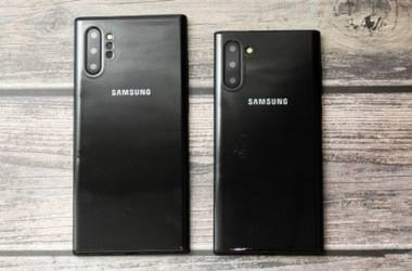 Samsung Galaxy Note 10+ Images Leaked - Vertical Camera Setup with TOF confirmed - 9