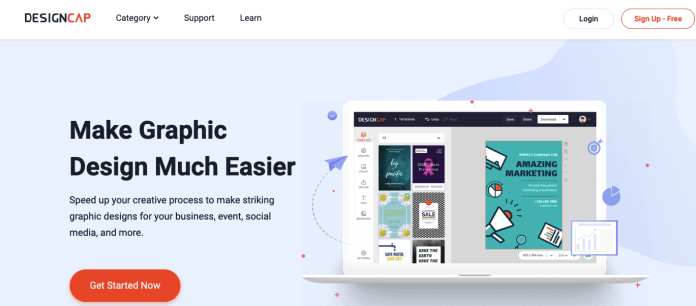 Top 5 Free Tools for Online Graphic Design - 8