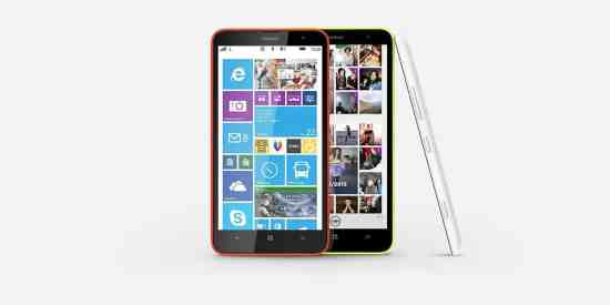 Nokia launches its new Lumia 1320 in India - 1