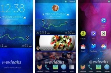 Samsung's new Touch UI revealed: may be available on S5 - 3