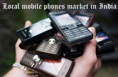 Local Mobile phone makers dominating Indian market - 2