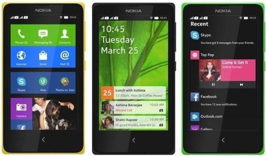 Nokia X sold out in 4 minutes - 1