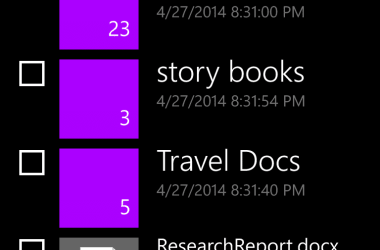 Official File Manager for Windows phone 8.1 announced - 5