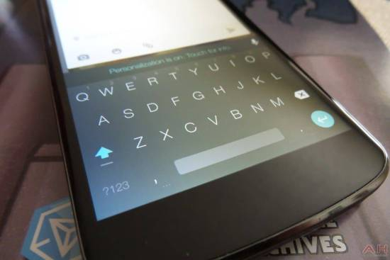 Loved the Android L keyboard? You can get it right now - 1