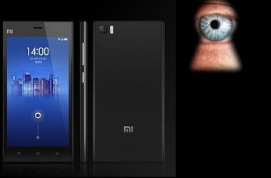 New report: Xiaomi sending users' personal data to China - 3
