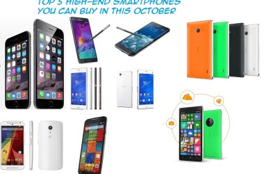 Top 5 high-end Smartphones you can buy in this October in India [2014] - 3