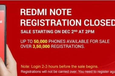 Xiaomi Redmi Note first flash sale today (Dec 2nd) are you ready ? - 2