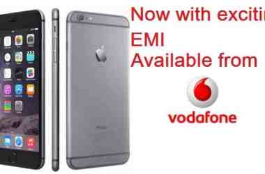 Vodafone now offering iPhones in EMIs, including iPhone 6 and iPhone 6 Plus - 2