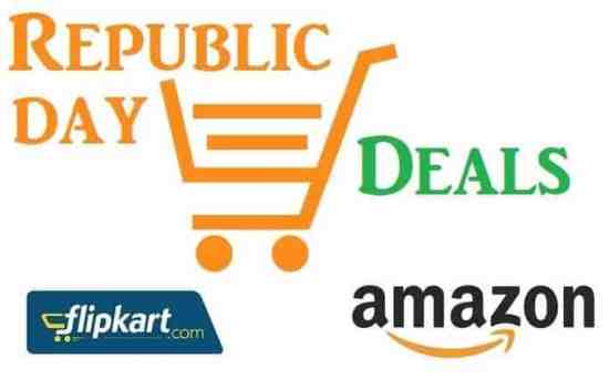 Get some cool gadget and electronics deals this Republic Day - 1