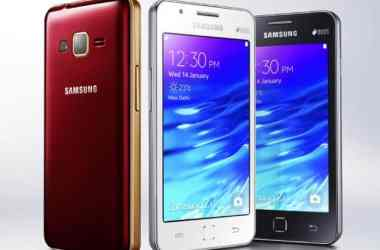 Experience a new OS, Samsung Z1 with Tizen is here - 2