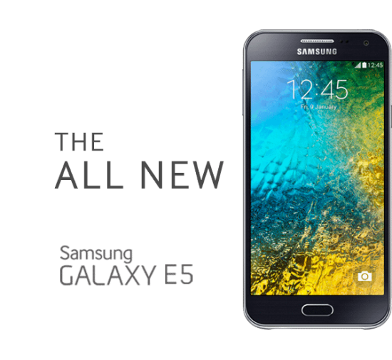 Samsung Galaxy E5 & E7 price dropped in India - 1