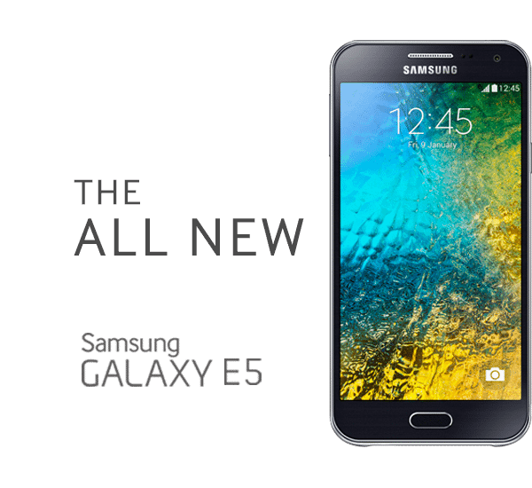 Samsung Galaxy E5 & E7 price dropped in India - 2