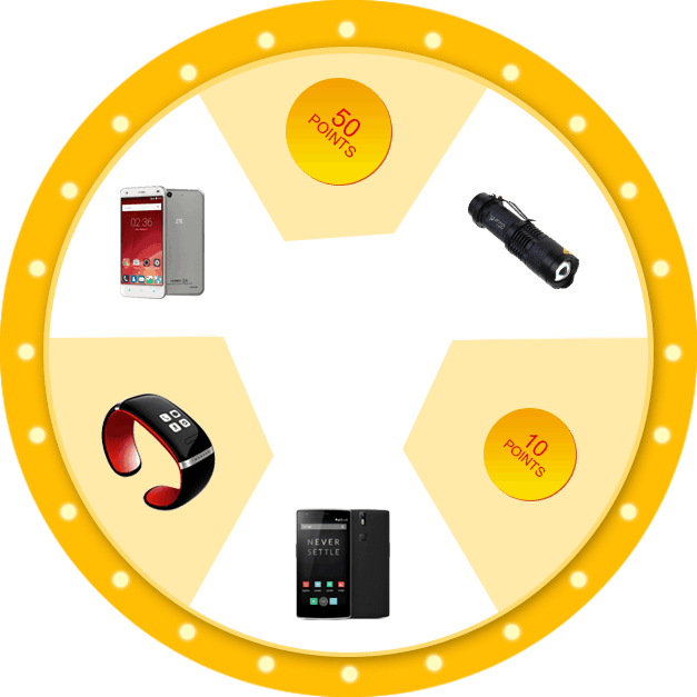 GearBest-free SPIN