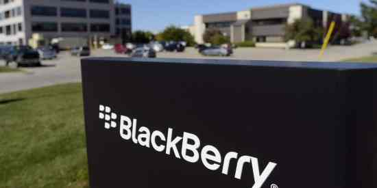 Blackberry eyes Healthcare industry with Bacteria-free devices - 1