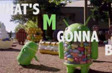 Google teases possible Android M names in new music video - 2
