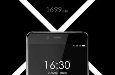 Latest Leak Confirms OnePlus X Specifications and Pricing - 3