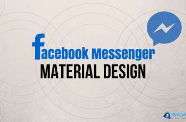 Facebook Messenger getting Material Design and multiple account support - 30