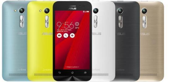 ASUS Zenfone Go 4.5 2nd Generation Launched In India, starts from Rs. 5,299 - 1