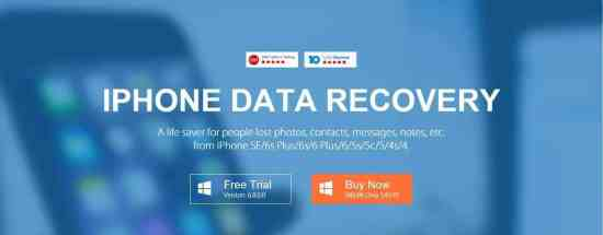 How to Recover Deleted Photos on iPhone Using UltData [iPhone Data Recovery tool from Tenoshare] - 1