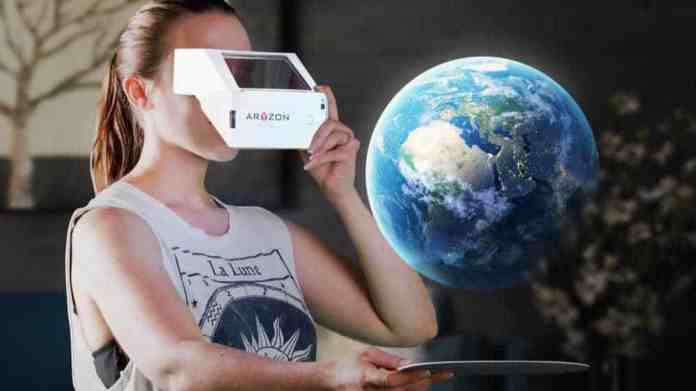 Aryzon - The Cardboard of 3D Augmented Reality for every Smartphone - 5