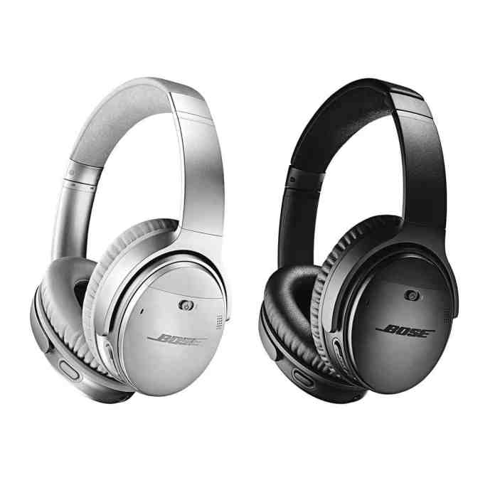 The all new Bose QC35 II is out, with Google Assistant support - 1