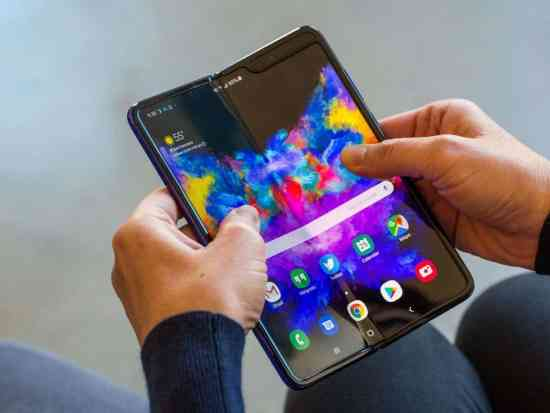 Samsung Galaxy Fold Is Ready To Be Reintroduced - 1