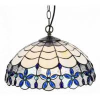SULION Blue Tiffany pendant lamp