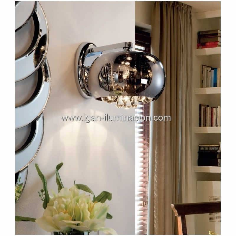 Schuller Argos wall lamp 1 light
