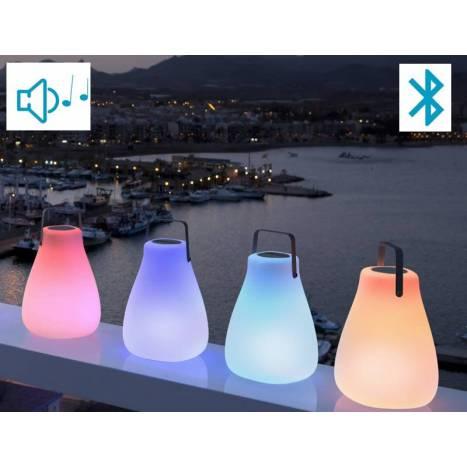 NEWGARDEN Kurby Play Bluetooth lamp  speaker RGB