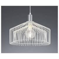 TRIO Tanja pendant lamp 1L white