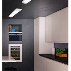 Kitchen Lamp Red Cherry Cabinets Lamps With 70 Discount Igan Iluminacion Jueric Split A Led Ceiling White