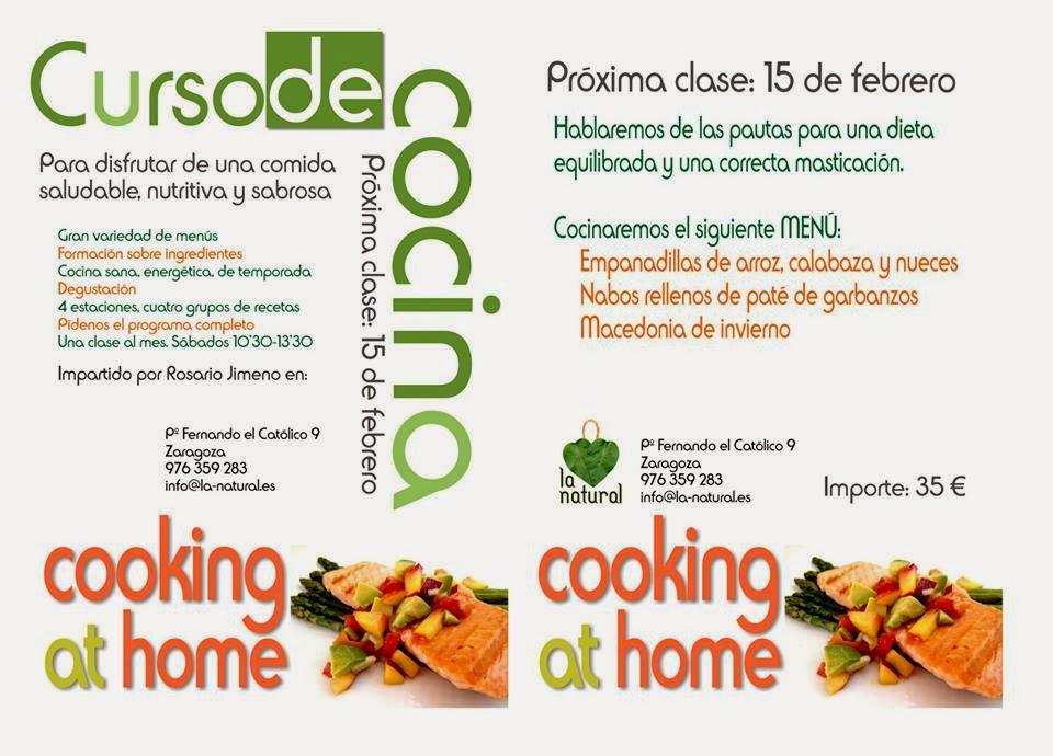 Cursos De Cocina Zaragoza Cursos Para Turistas With