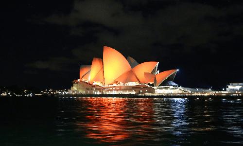 Sydney, Australia……The Oxford Strip!