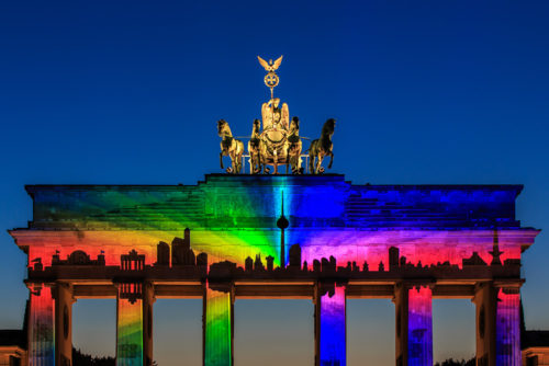 Berlin, Germany…..Europe's Gayest City