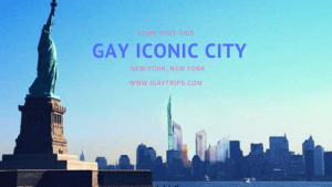 gay iconic city