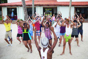 Sharing a Trip to The Dominican Republic