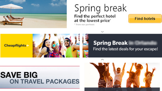 CHEAP-O-SPRING BREAK ON A BUDGET