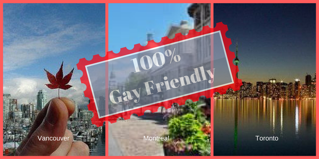 TOP 3 – 100% GAY FRIENDLY DESTINATIONS