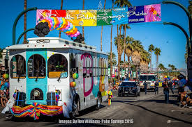 Palm Spring Pride week
