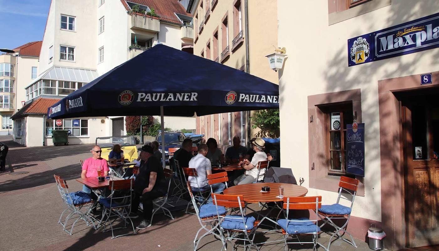 Maxplatz 8