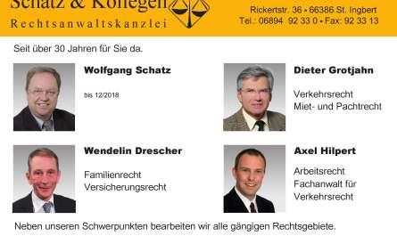 Rechtsanwaltskanzlei Schatz & Kollegen