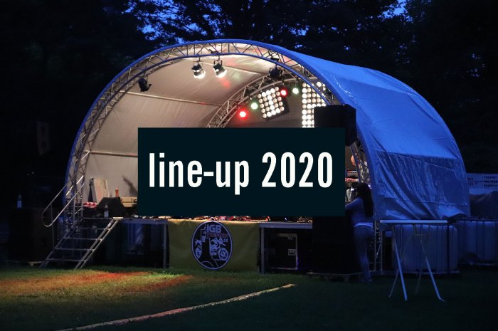 line-up 2020